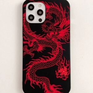 Dragon Graphic iPhone Cover 7/8/SE2